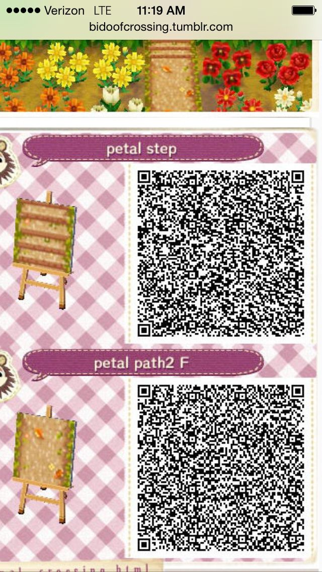 Acnl wood path related keywords acnl wood path long tail Boden qr codes animal crossing new leaf