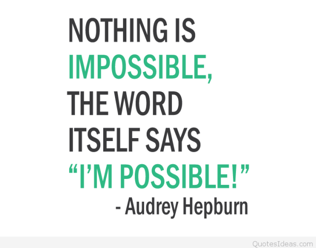 Quotes, Impossible Quotes