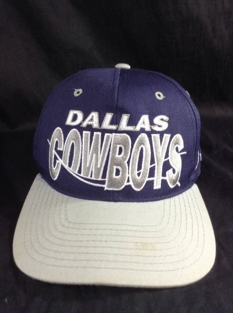9caa21d400f Vintage Dallas Cowboys Hat Team NFL Football ANI Snapback Cap  ANITeamNFL   BaseballCap