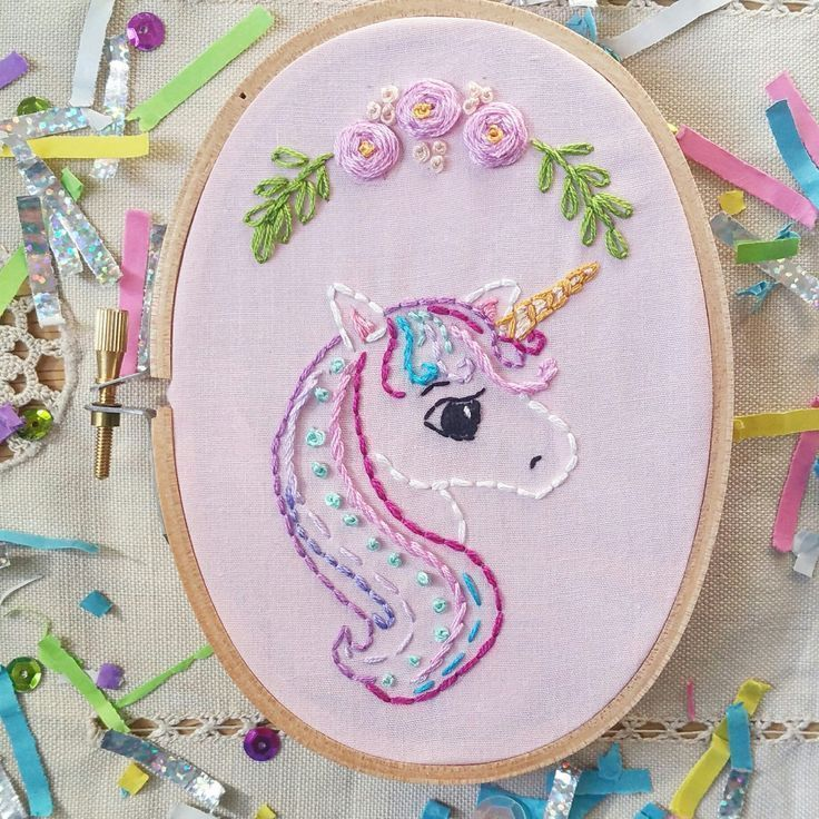 LaBelleMadeleine Shared A New Photo On Etsy. Nursery Room DecorEmbroidery  ...