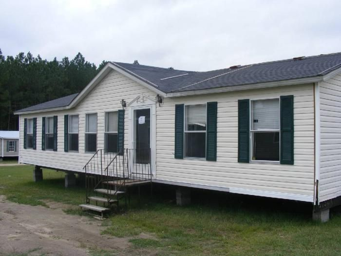Homes Mobili ~ Cordele georgia homestead homes delivered mobile home in