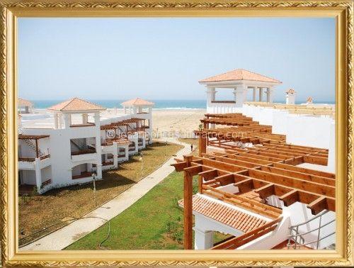Appart avec terrasse et solarium vue sur mer Immobilier au MAROC