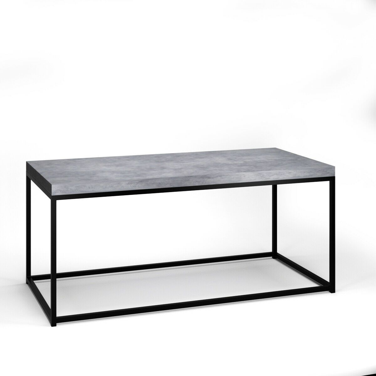 Gymax Modern Rectangular Cocktail Coffee Table Metal Frame Living Room Furniture Walmart Com Metal Coffee Table Coffee Table Coffee Table Metal Frame [ 1200 x 1200 Pixel ]