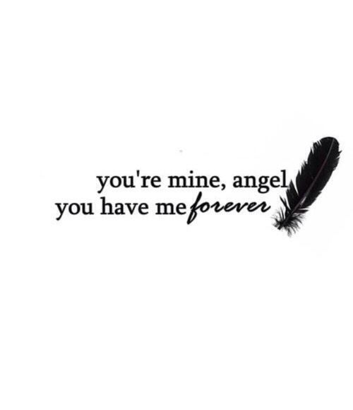 #hush #hush  I need you, Ángel.