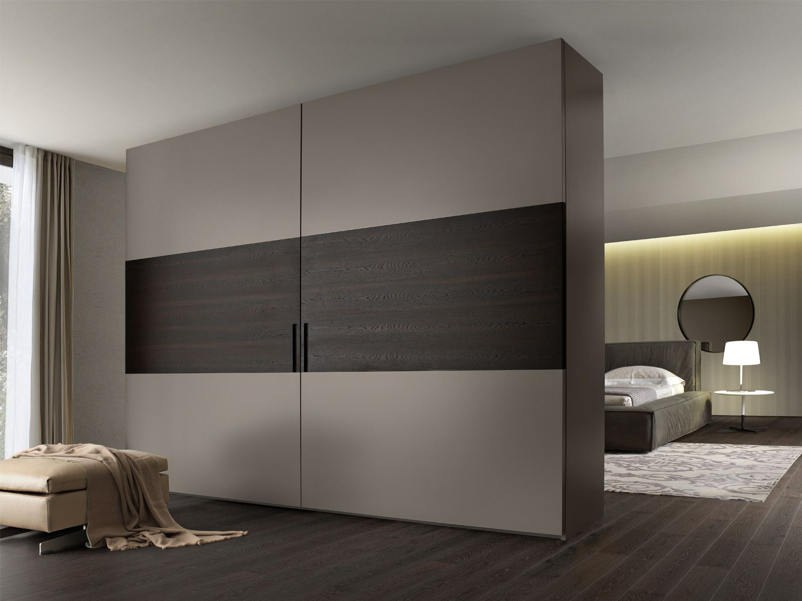 Bedroom Designer Free Italian Free Standing Integrated Contemporary Wardrobes