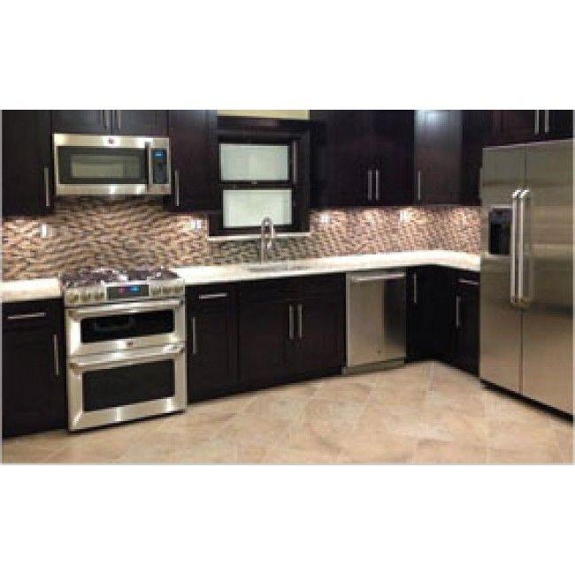 RTA Pepper Shaker 10x10 Kitchen Cabinets | Kitchen ...