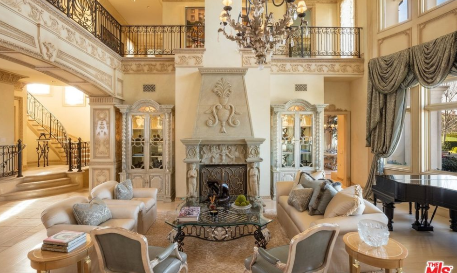 Fabulous French Chateau In Thousand Oaks Ca Home Mansions