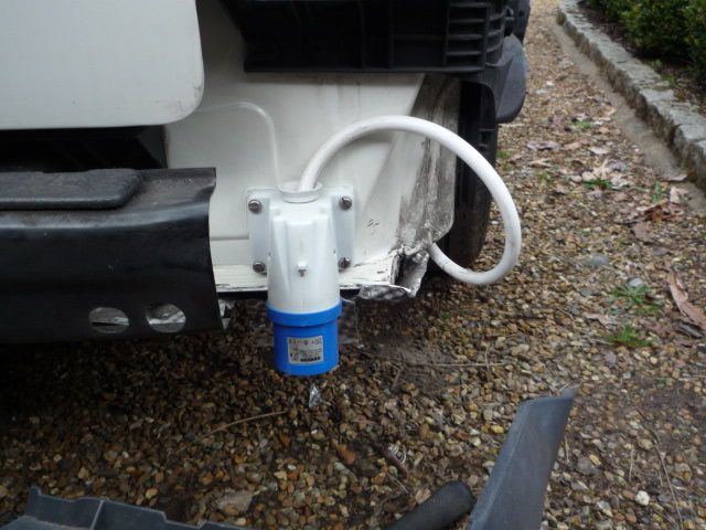 240v van hook up Caravan 230v plugs and sockets caravan and motorhome 230v plugs and sockets when plugging in to a continental hook up ensure that the green light shows.