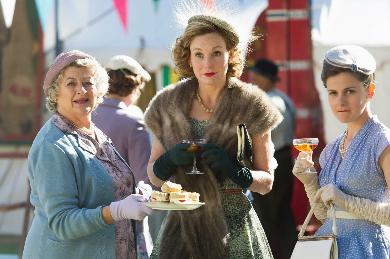 Political Style: Top TV | Father Brown