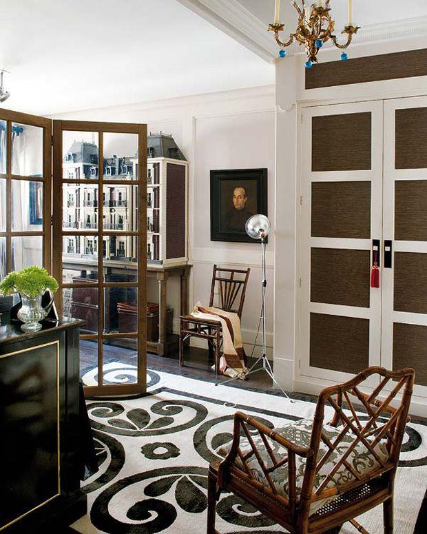 Conheça a casa do arquiteto Javier Castilla