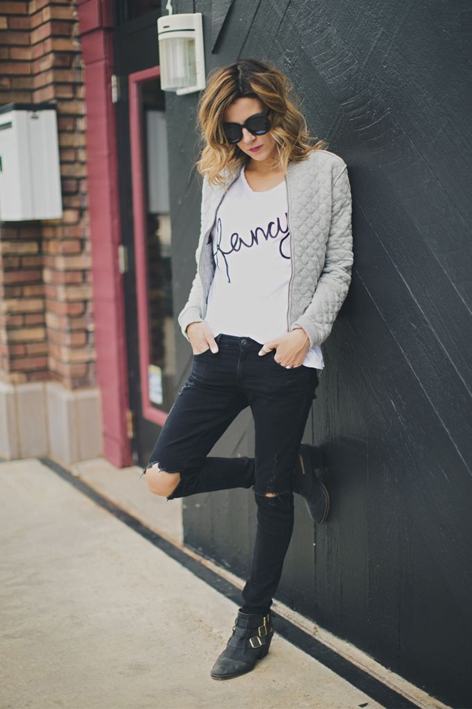 Street chic fancy