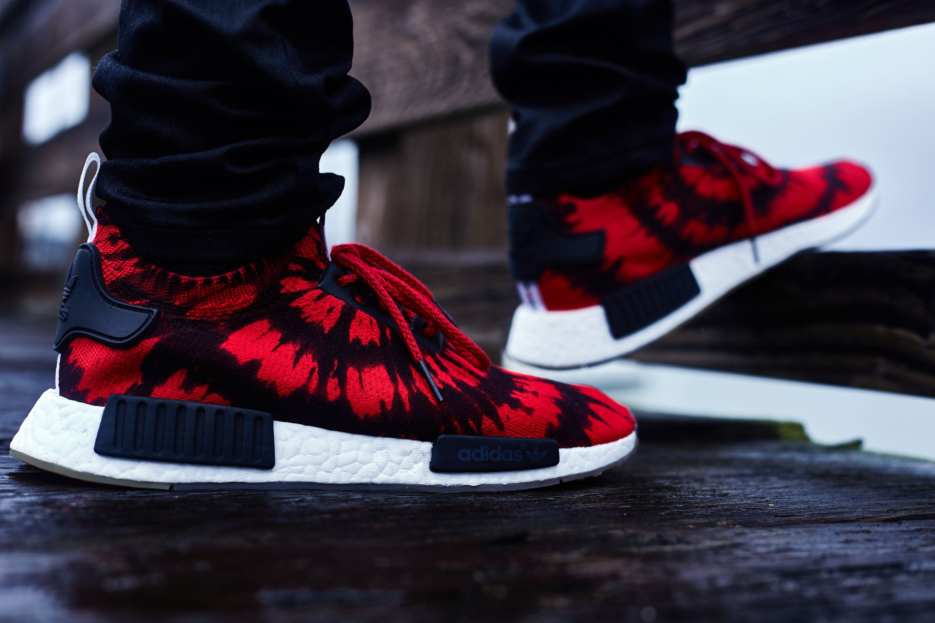 Nice Kicks x adidas Consortium NMD Runner PK On-Foot Look