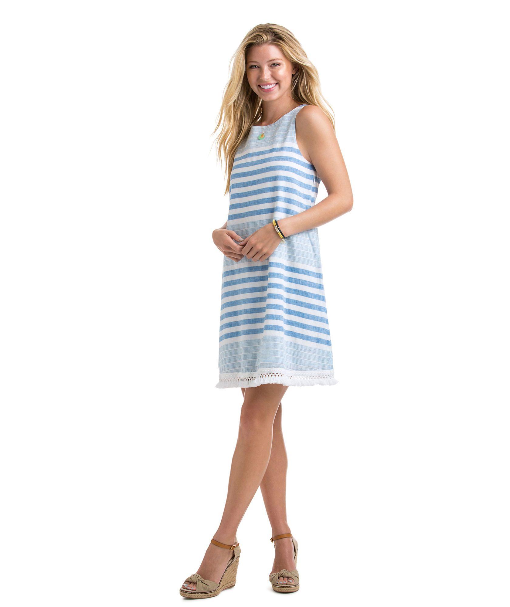 Vineyard Stripe Dress Womens Dresses Dresses Striped Dress [ 2000 x 1680 Pixel ]
