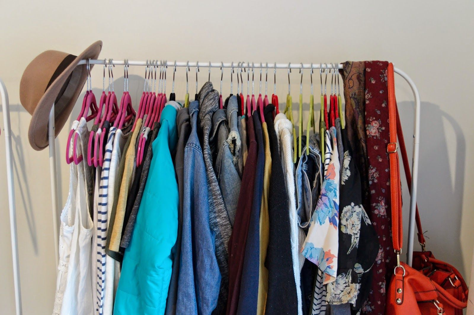 capsule wardrobe - katy on writerbakermaker