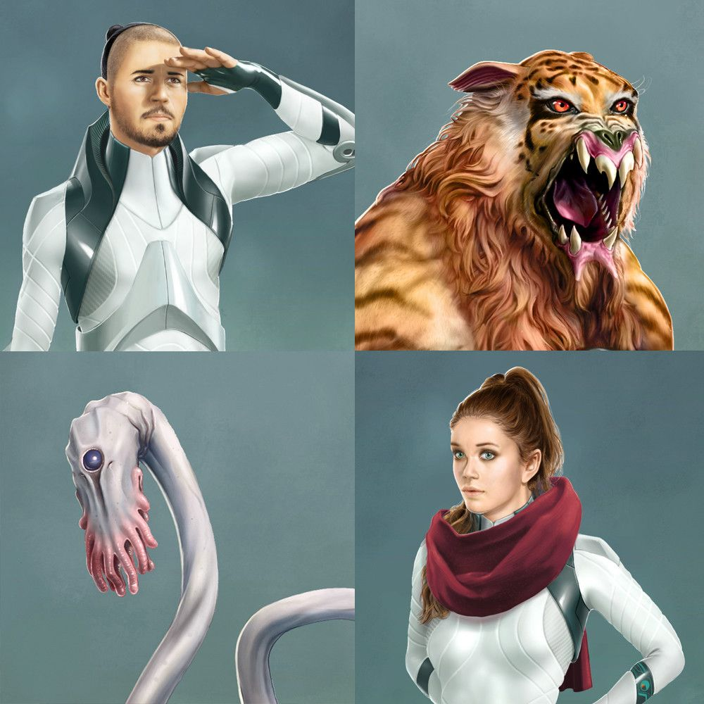 21+ Ringworld characters ideas in 2021
