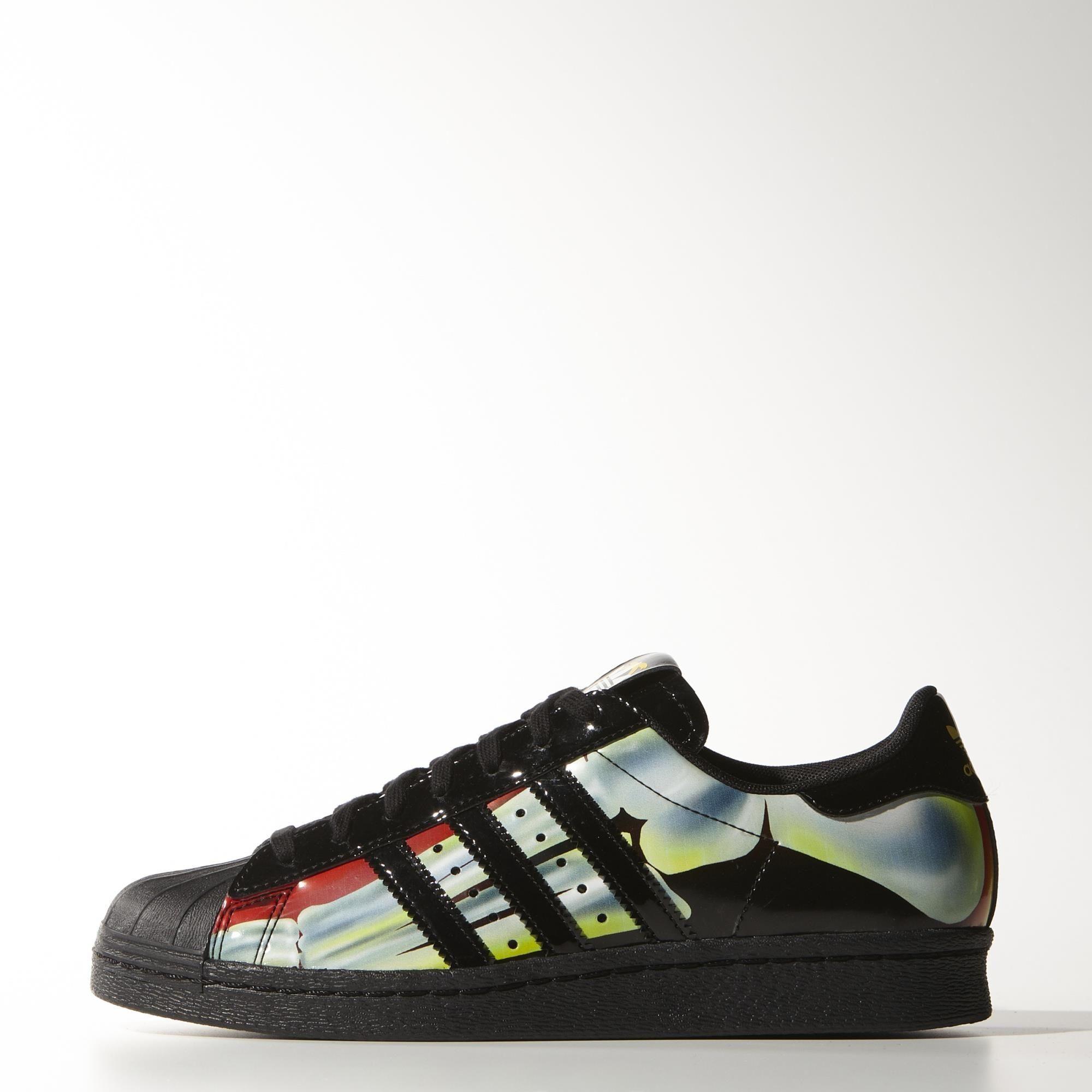 adidas O Ray Superstar 80s Schuh | 80s schuhe, Schuhe und
