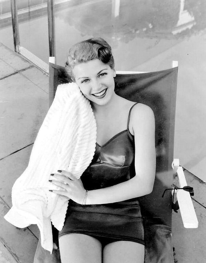 Lana Turner...1940s