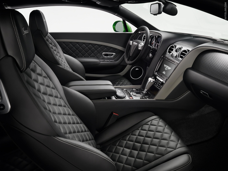 Bentley обновил линейку Continental GT и премиум-седан Flying Spur ...