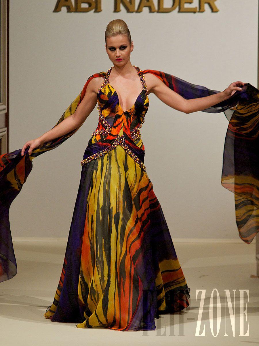 Robert Abi Nader - Couture - Spring-summer 2011      jαɢlαdy