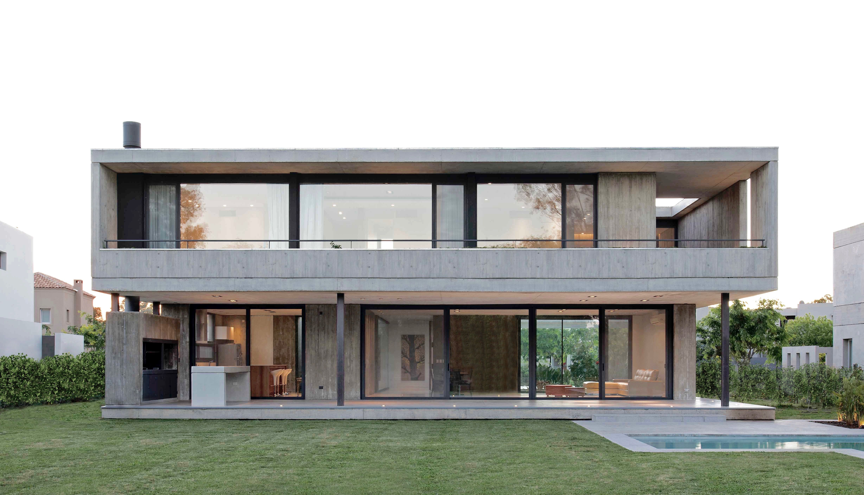 Fachadas De Casas De Madera Modernas