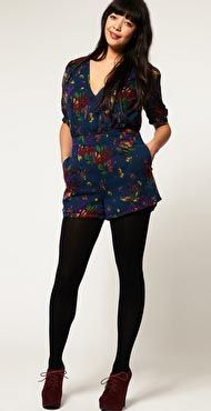 b8a999972a 40 s playsuit with tights I can t begin to start to explain how much I  adore this outfit! Wanttttttttttt  D