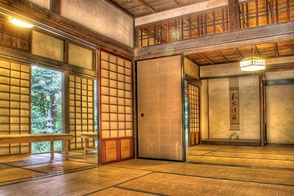 Japanese Traditional Interior With Images Traditional
