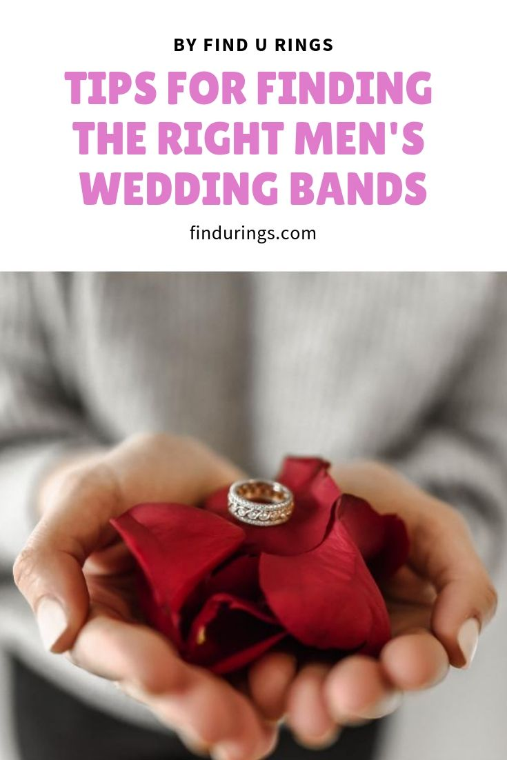 5 tips for finding the right mens wedding bands wedding
