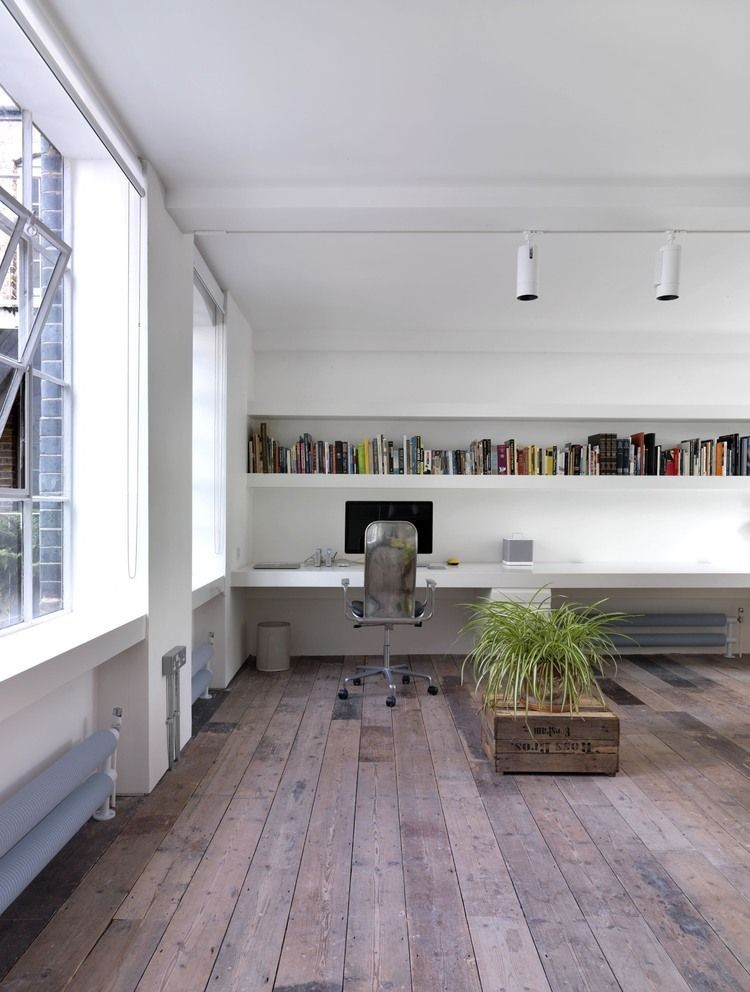 Bermondsey Loft by Form Design Architecture Idée deco Pinterest