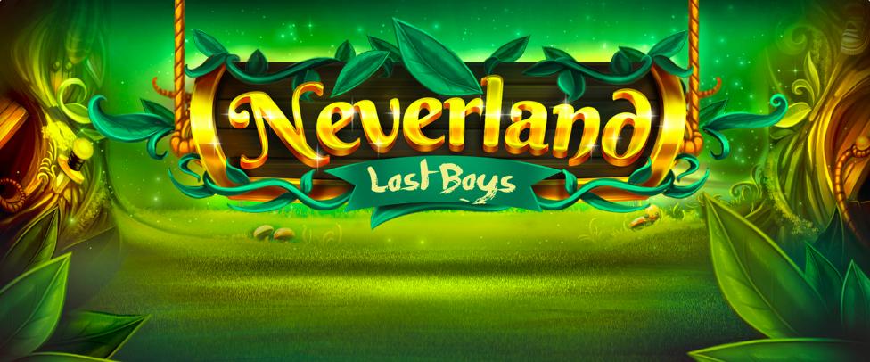 Neverland Logo Game Logo Design Game Logo Logo Design