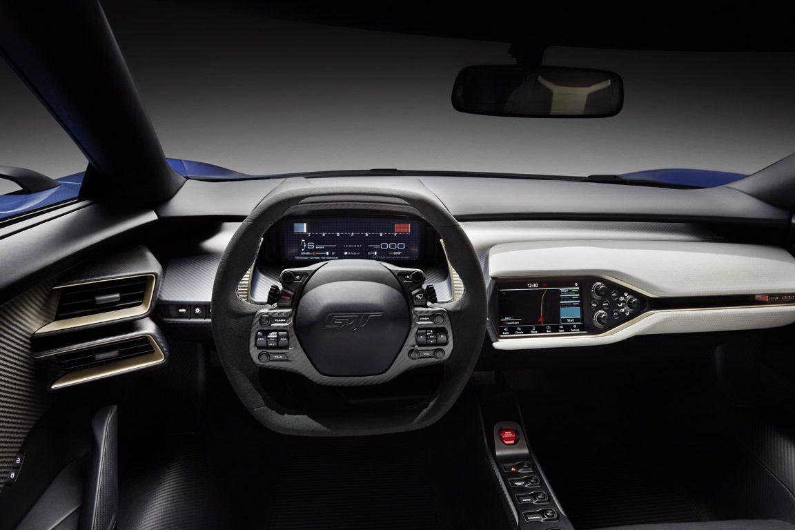 Ford GT: Die Überraschung von Detroit « DiePresse.com