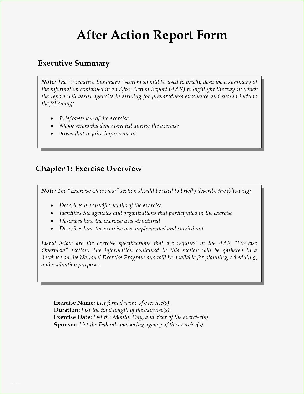 After Action Report Template 19 Scheme Of 2020 Report Template Best Templates Event Planning Checklist Templates