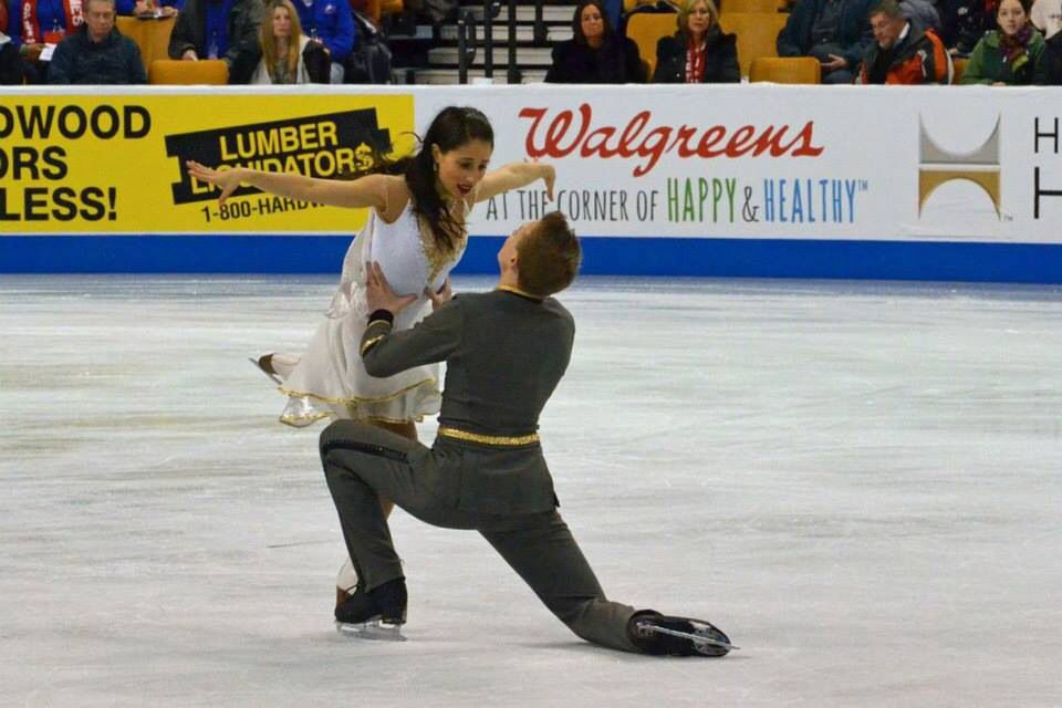 Nationals2014. Boston. Isabella's gorgeous farewell performance  :) love