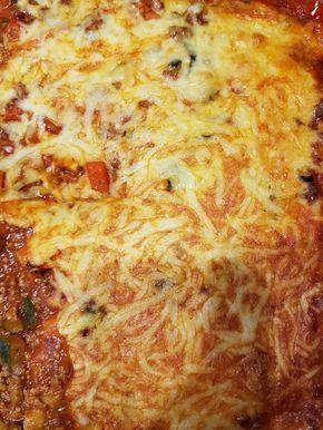 Low-carb minced meat casserole from SabineKühnert | chef -  Low carb minced meat bake  - #bestHealthyRecipes #casserole #chef #HealthyRecipesfitness #HealthyRecipesfortheweek #HealthyRecipesnomeat #HealthyRecipessalmon #HealthyRecipessweet #lowcarb #meat #minced #SabineKühnert