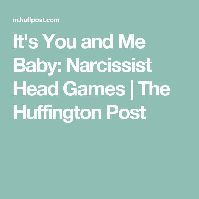 dating a psychopath huffington post