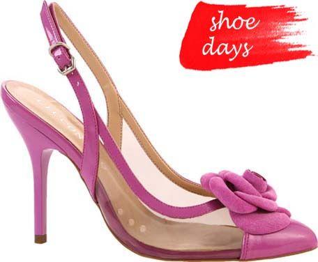 tendências em texturas, materiais e detalhes [sapatos]  Marca: Cecconello  Foto fornecida pela assessoria de imprensa da marca.