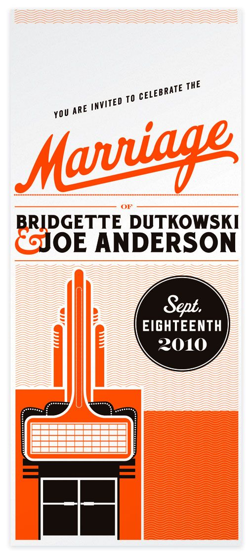 Vintage style and typography. Just love these!