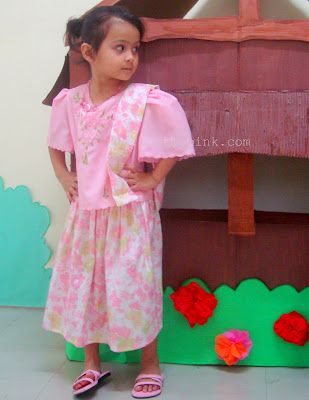 barot saya buwan ng wika filipiniana costume filipiniana girl costume filipiniana kid  sc 1 st  Pinterest : filipino costumes for kids  - Germanpascual.Com