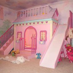 Fotos De Camas Y Literas Para Niño Y Niña Princess Paxs Room