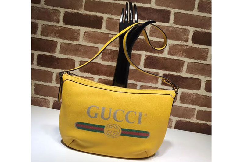 25d285ed5edbe4 Replica Gucci Print half moon hobo Bag 527792 Yellow … Continue reading →