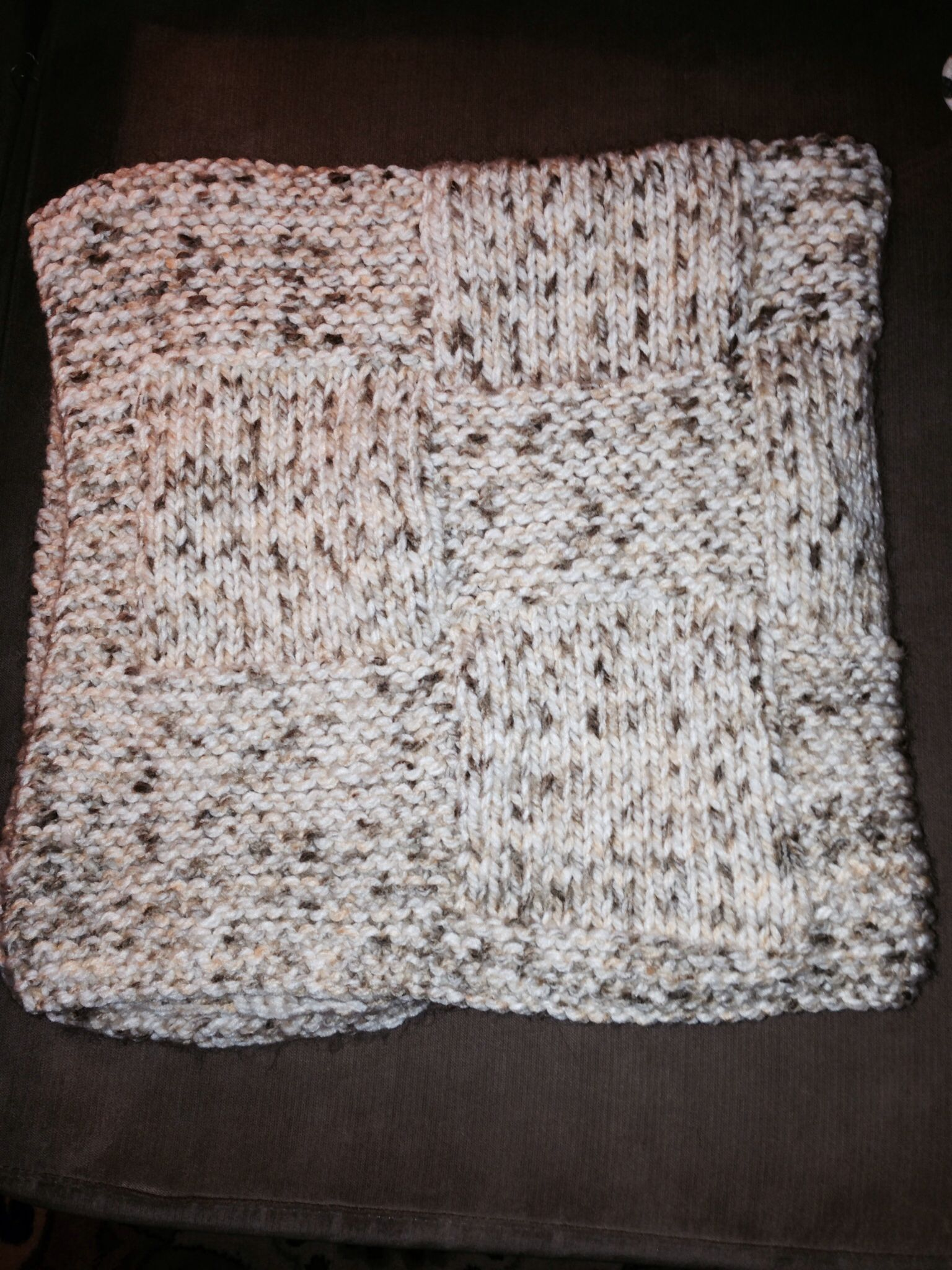 Princess Basketweave Throw Pattern Deborah Norville Yarn ...