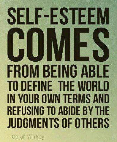 Self-Esteem | mindful-intuitive eating @ camerinross.com