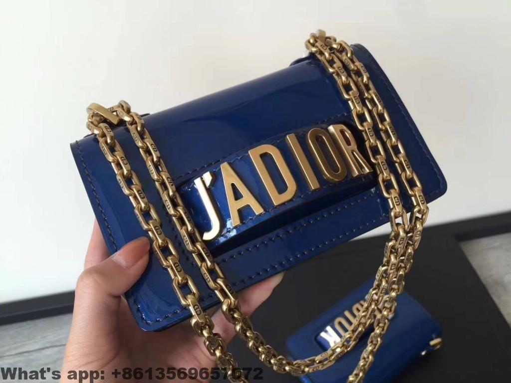 662ed1e6272e Dior Mini J adior Flap Bag In Metallic Mirror Calfskin Summer 2018 ...