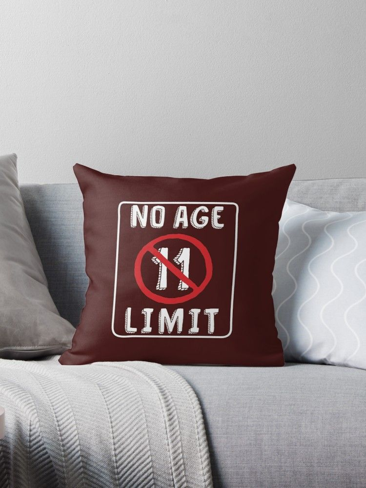 Buy No Age Limit 11th Birthday Gifts Funny B Day For 27 Year Old By MemWear As A T Shirt Classic Tri Blend Lightweight Hoodie Womens