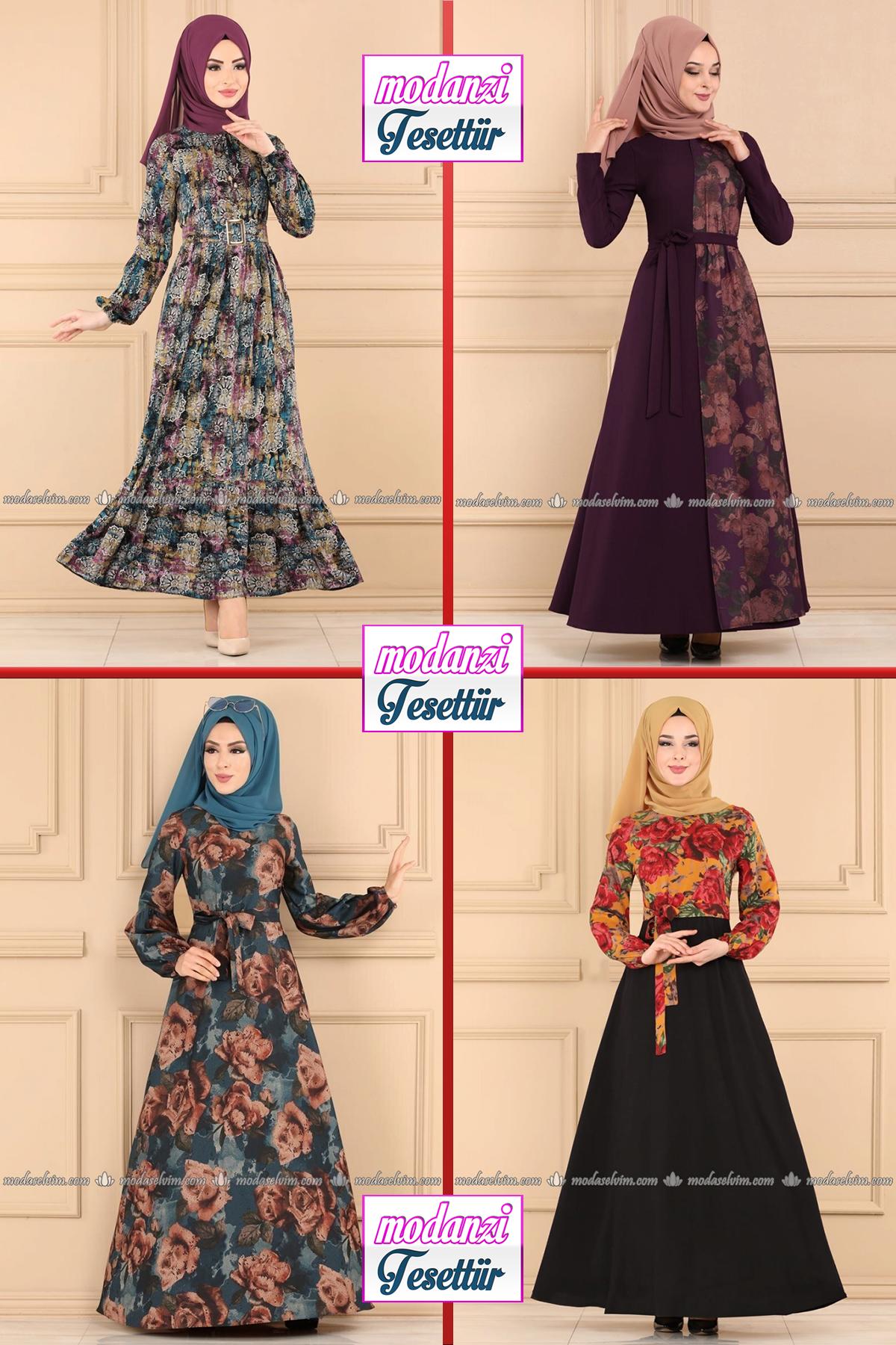 Modaselvim Buyuk Beden Elbise Modelleri 3 2020 Yaz Tesettur Elbise Plus Size Dresses 2020 Plus Size Dresses Elbise Resmi Elbise