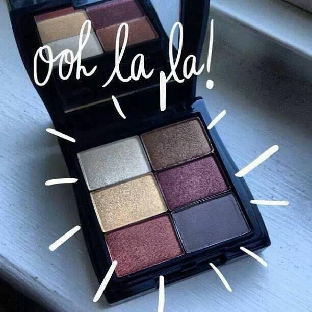 Mary Kay Mini Compact Palette Full Of Fall Trend Colours Find Out How You Can Try These Sombras De Ojos Maquillaje De Ojos