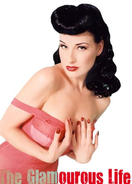 Awe Inspiring 1000 Images About Pin Up Hairstyles On Pinterest Greaser Girl Short Hairstyles Gunalazisus