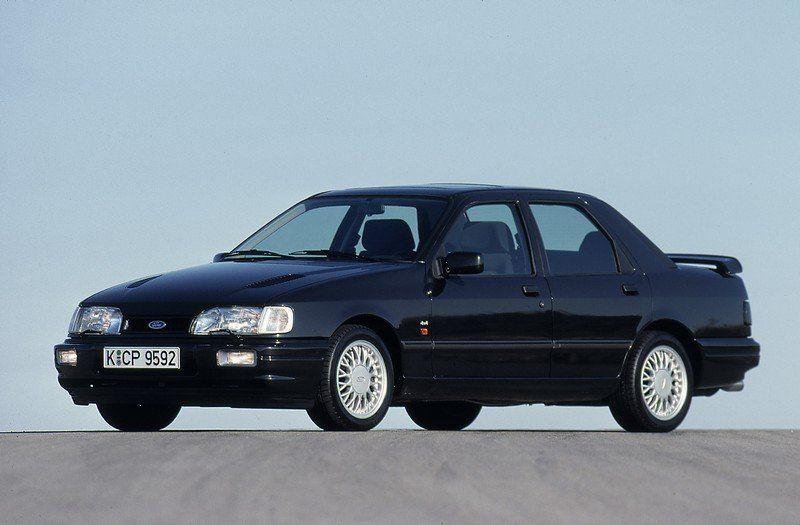 Ford Sierra Mk Iii Rs Cosworth Automoviles Clasicos Y