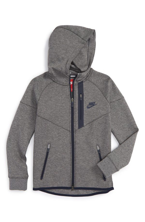 3facaff8bb96 Nike Nike  Tech Fleece Windrunner  Thermal Full Zip Hoodie (Little Boys    Big Boys) available at  Nordstrom