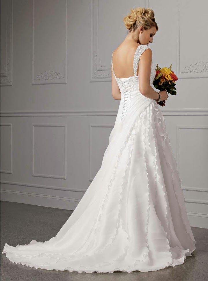 b3567af85 Vestido de Novia Corte A