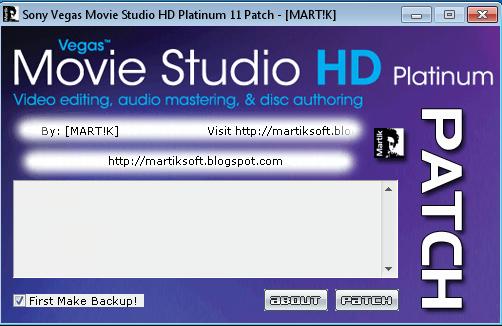 sony vegas movie studio hd platinum 11 serial number generator